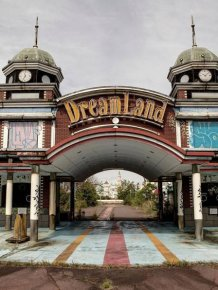 Japan Abandoned Amusement Park