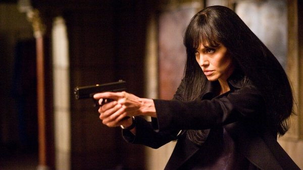 Hot Female Movie Characters