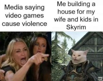 Memes And Pictures For Gamers