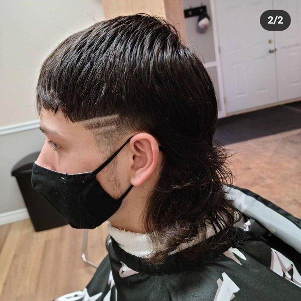 Weird Haircuts, part 7