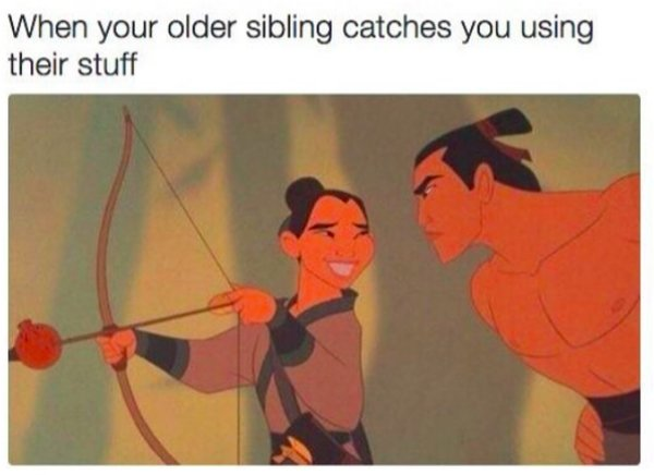 Sibling Memes And Tweets