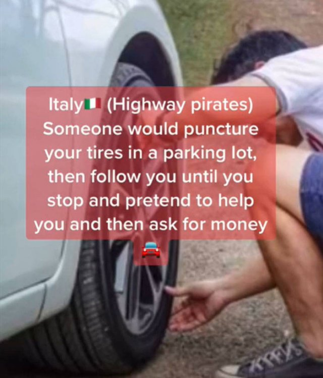 Tourist Scams All Over The World, part 2