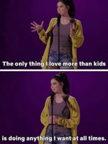 Stand-Up Humor