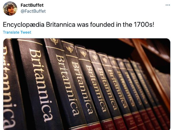 Intriguing Facts, part 9