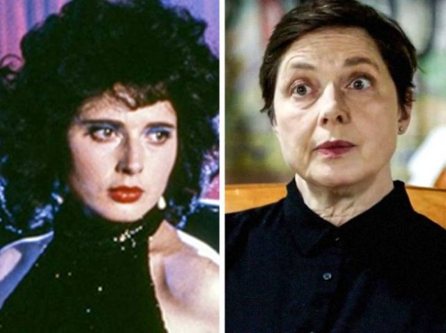 Iconic Actresses: In Their Young Age And Now