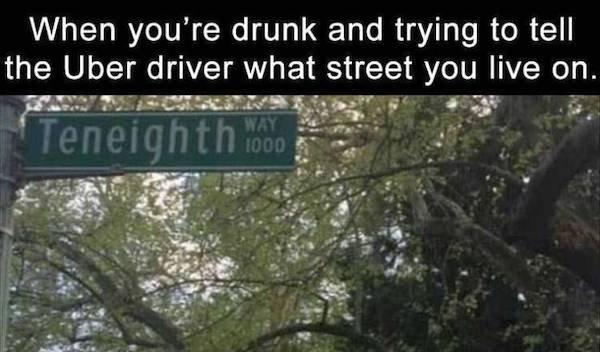 Weird Signs, part 5