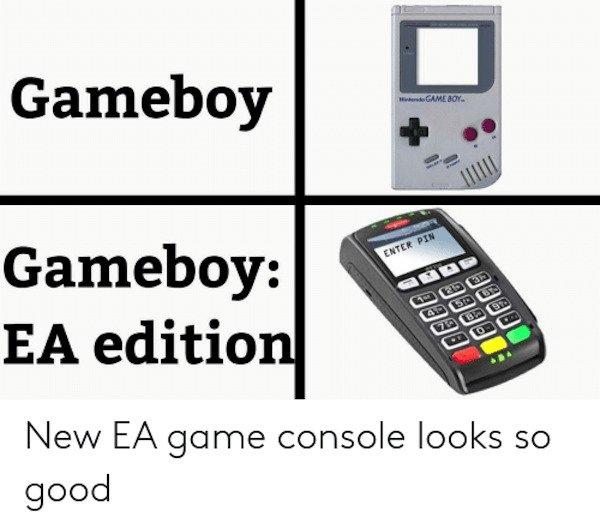 Game Boy Memes