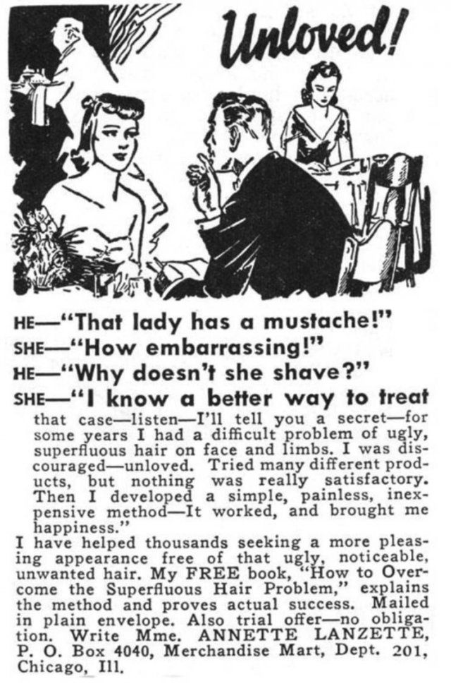 Vintage Ads, part 3