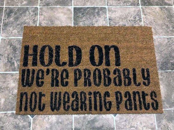 Funny Doormats, part 2