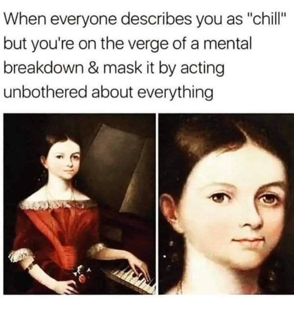 Anxiety Memes, part 2