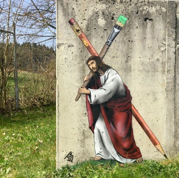 Unusual Street Art, part 3