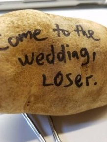 What's Wrong With These Weddings?