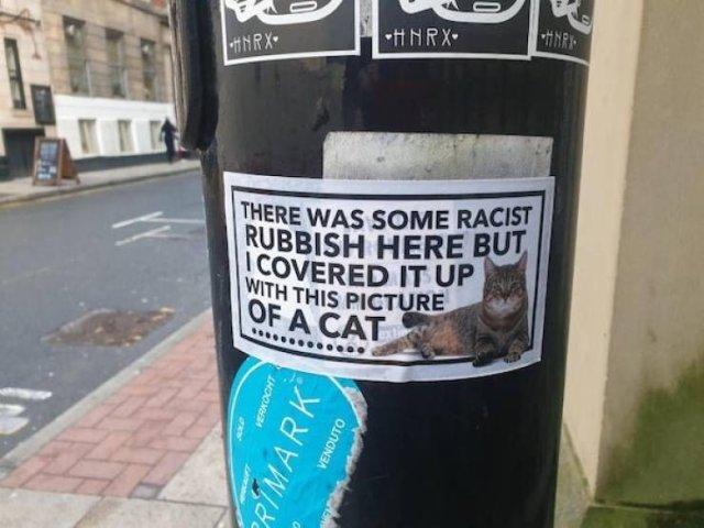 Mild Vandalism, part 2