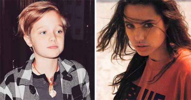Celebrity Children, part 5