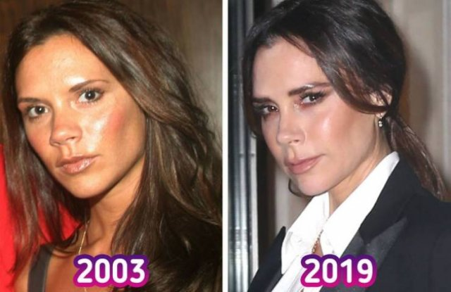 Celebrities Who Refuse Aging, part 2