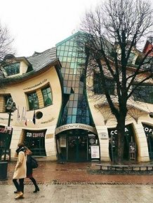 Weird Architecture Around The World