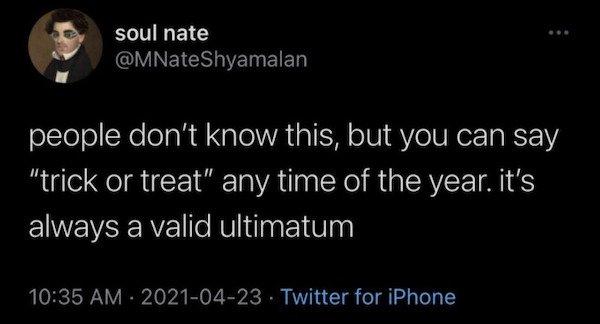 Twitter Humor