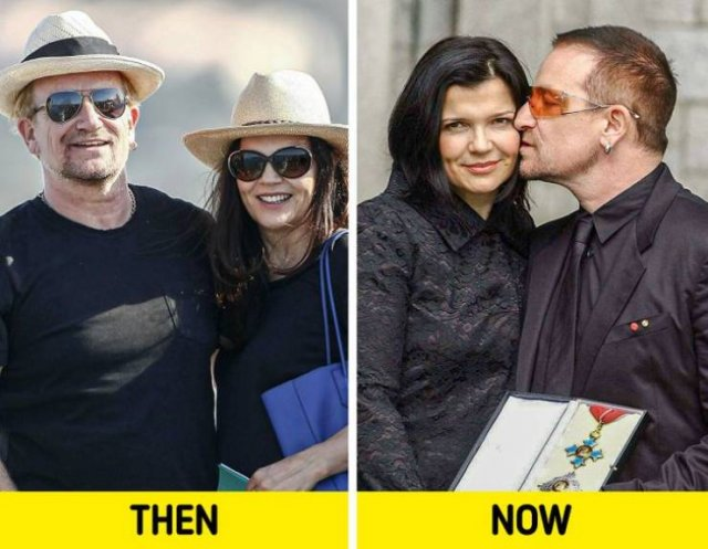 Celebrities Who Married Their First Love
