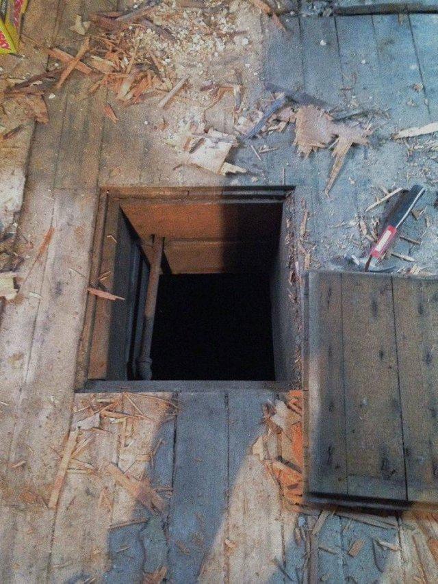 Secret Rooms, part 3