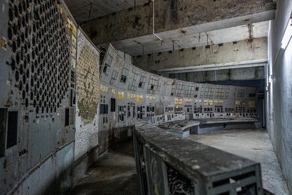 Beautiful Abandoned Places, part 8