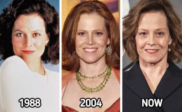Celebrities Who Age Beautifully
