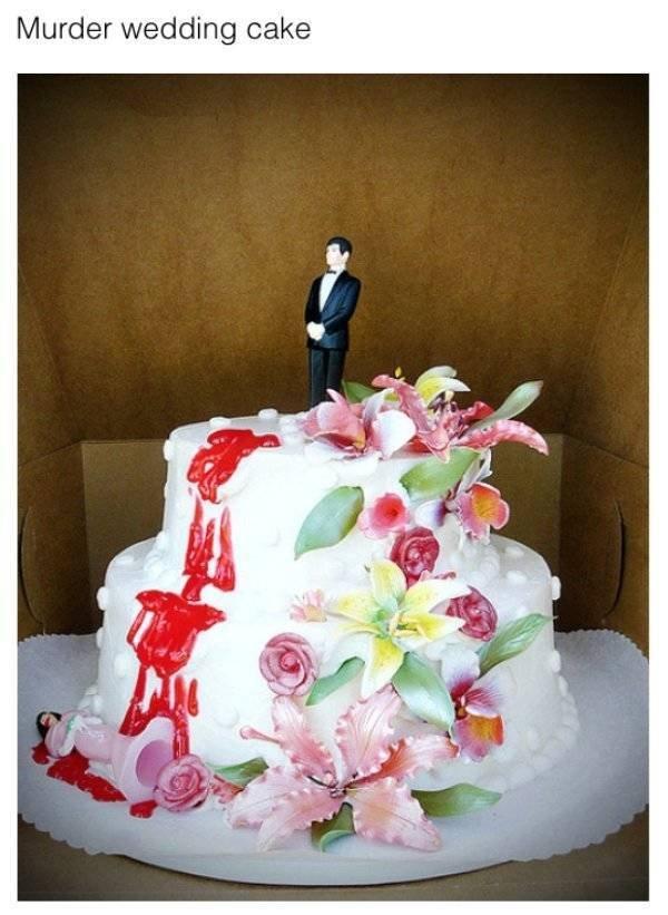 Strange Weddings