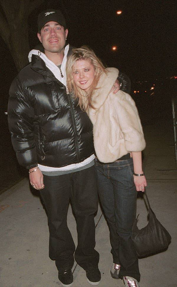 Celebrity Couples From The Early 2000's