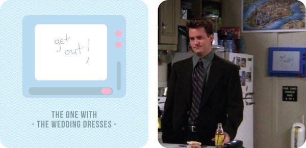 'Friends' Series Secret Messages