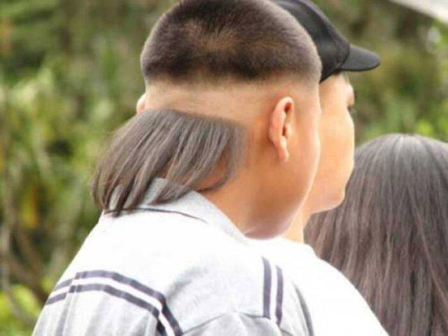 Weird Haircuts, part 9