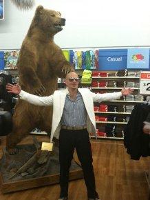 Pitbull's Walmart Journey In Kodiak, Alaska