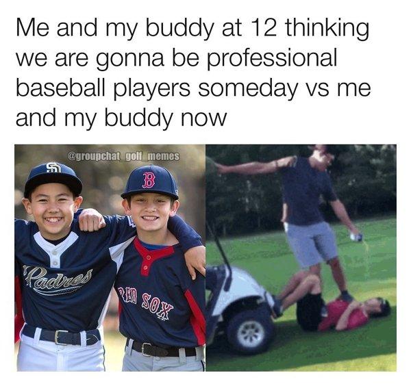 Golf Memes, part 2