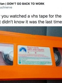 Things People Did For The Last Time Without Realizing It