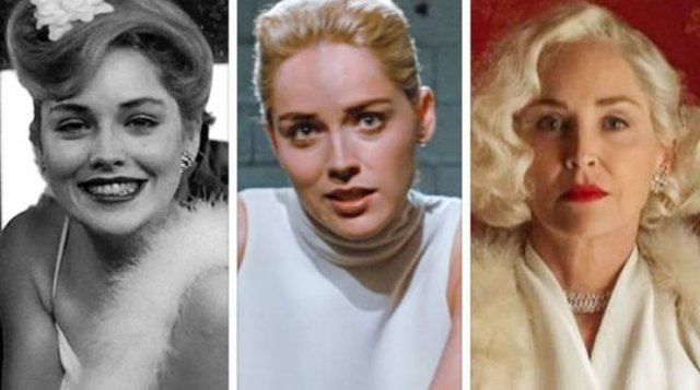 Hollywood Actors: Then And Now