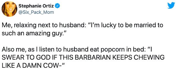 Married Life Humor, part 4