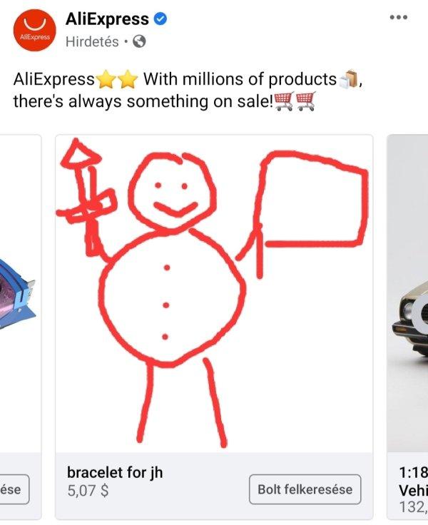 Wish.com Ads