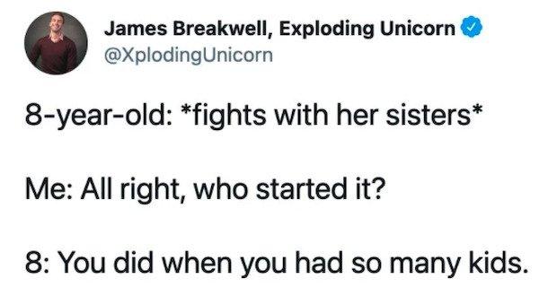 Tweets About Fatherhood