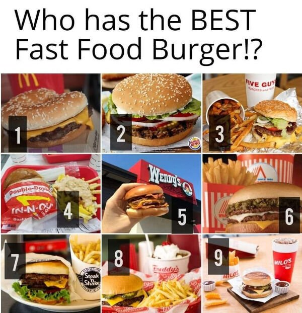National Burger Day Memes And Pictures
