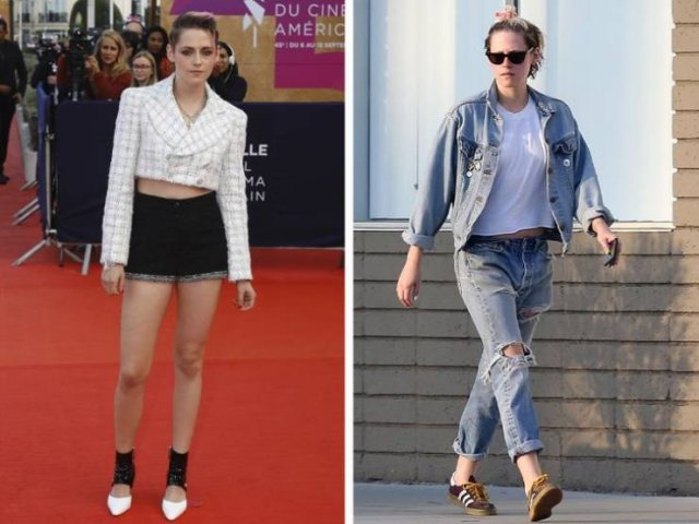 Celebrities Dress For The Red Carpet And For Everyday Life