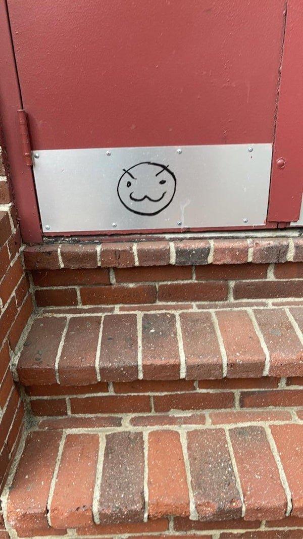 Mild Vandalism, part 3