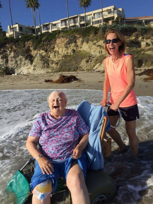 Amazing Grandmas And Grandpas, part 2