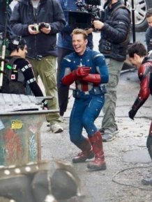 'Marvel' Movies Production