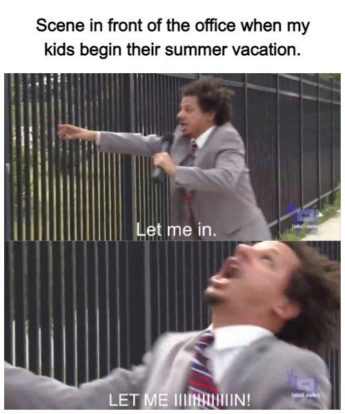 Summertime Memes