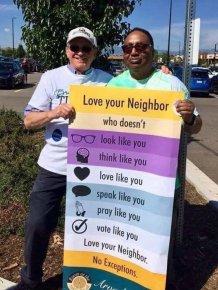 Love Your Neighbors