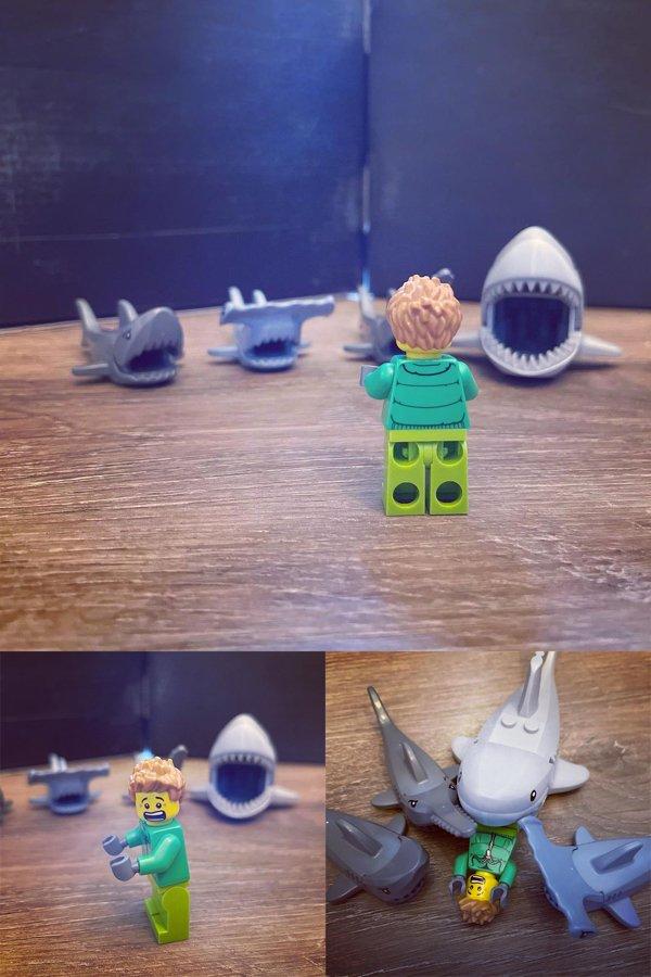 It's A LEGO World