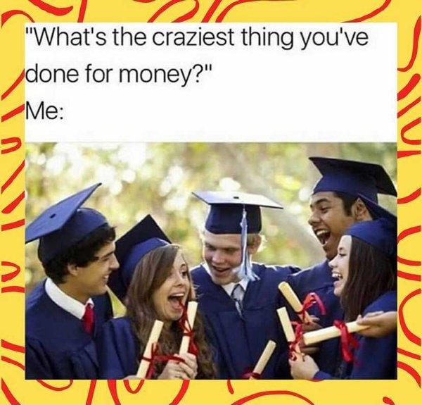 Graduation Memes, part 2
