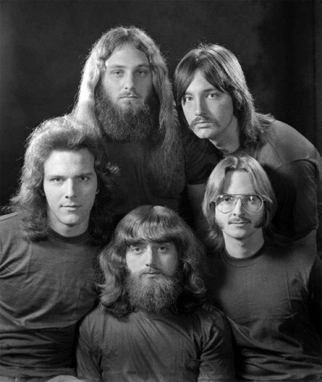 Men Hairstyles In 1970's
