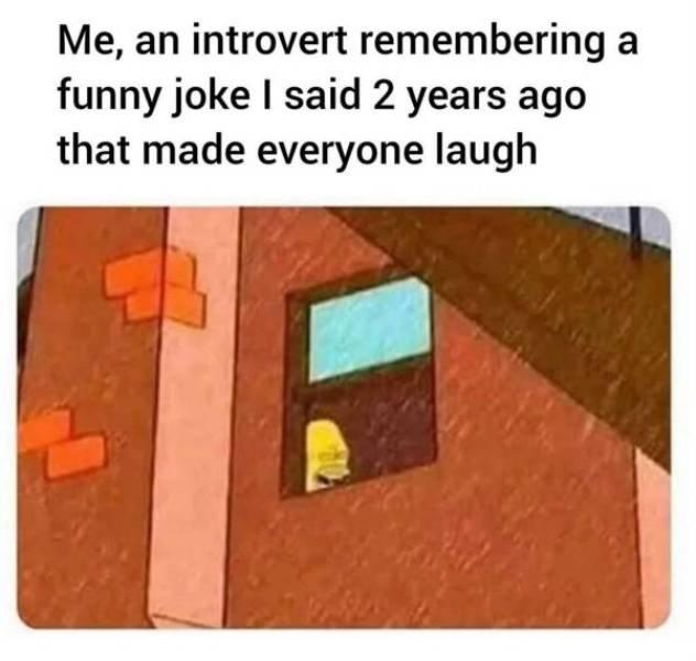 Introvert Memes, part 10