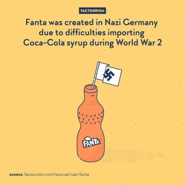 Intriguing Facts, part 16