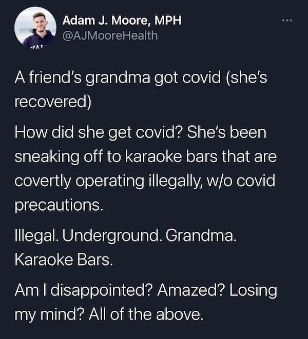 Funny Tweets, part 66