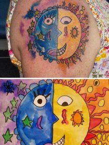 Every Tattoo Has A Story
